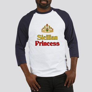 Sicilian Princess Baseball Jersey