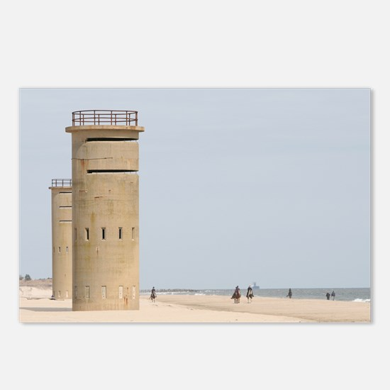 Cape Henlopen Postcards (Package of 8)