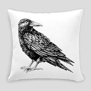 Raven Everyday Pillow