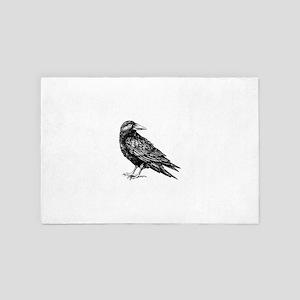 Raven 4' x 6' Rug