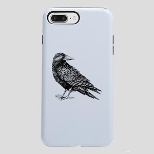 Raven iPhone 8/7 Plus Tough Case