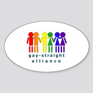 GSA People Oval Sticker