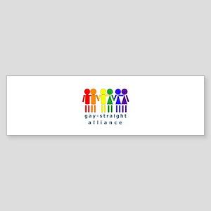 GSA People Bumper Sticker
