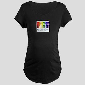 GSA People Maternity Dark T-Shirt