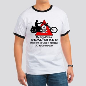 My GrandPa Is A Biker T-Shirt