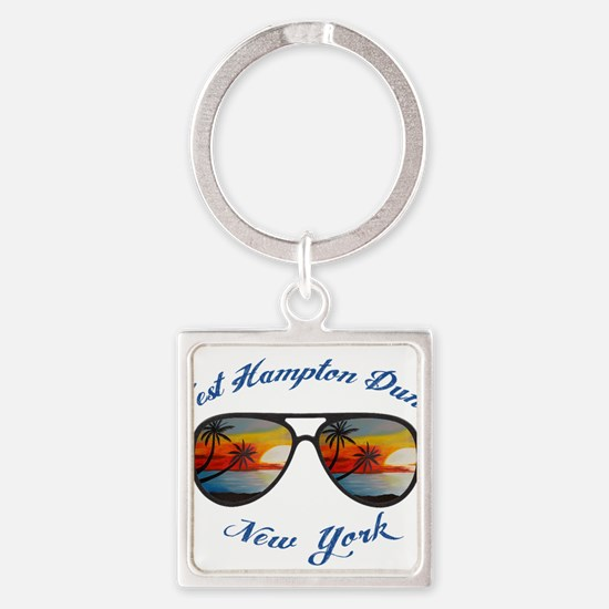 New York - West Hampton Dunes Keychains