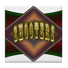 Shooters Tile Coaster