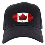 Canada Souvenir Baseball Cap Maple Leaf Art