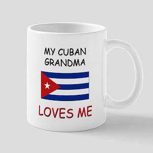 My Cuban Grandma Loves Me Mug