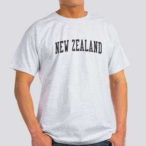 New Zealand Black Light T-Shirt