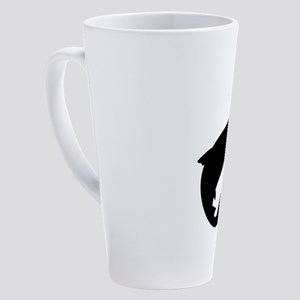 THE STRIKE 17 oz Latte Mug