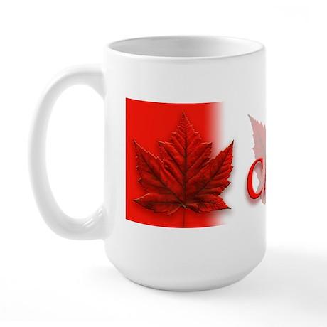 Canada Souvenir Large Mug / Coffee Cup