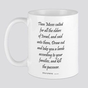 EXODUS  12:21 Mug