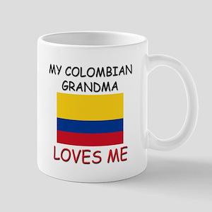 My Colombian Grandma Loves Me Mug