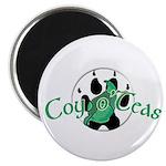 Official Coy o'Teas Magnet
