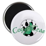 "Official Coy o'Teas 2.25"" Magnet (10 pack)"