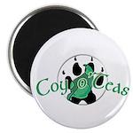 "Official Coy o'Teas 2.25"" Magnet (10 pack)"