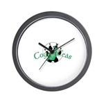 Official Coy o'Teas Wall Clock