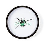 Official Coy o'Teas Wall Clock