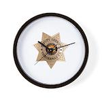 Clackamas County Sheriff Wall Clock