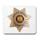 Clackamas County Sheriff Mousepad