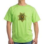 Clackamas County Sheriff Green T-Shirt