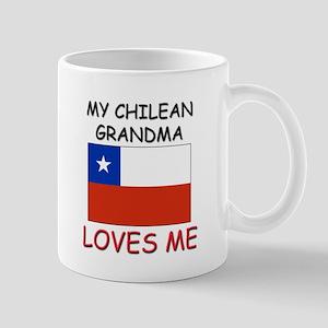 My Chilean Grandma Loves Me Mug