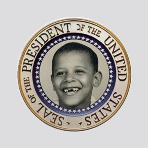 Obama Inauguration Ornament (Round)