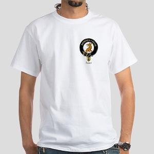 Baird Clan White T-Shirt