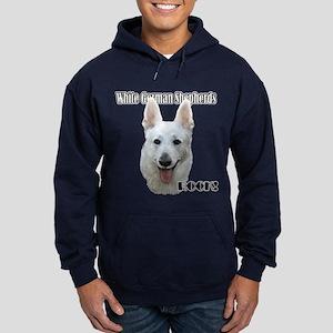 White Sheps Rock Hoodie (dark)