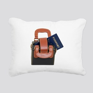 ReadyToTravel061809 Rectangular Canvas Pillow