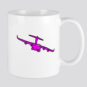 C-17 Pink Mug