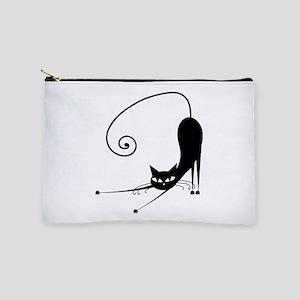 Black Cat Makeup Bag