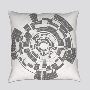 Bits and Bytes Everyday Pillow