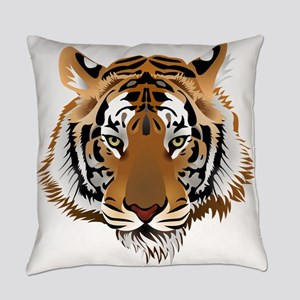 Tiger Everyday Pillow