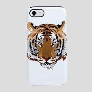 Tiger iPhone 8/7 Tough Case