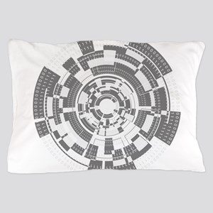 Bits and Bytes Pillow Case