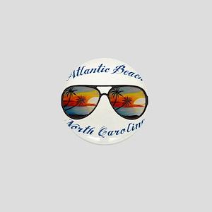 North Carolina - Atlantic Beach Mini Button
