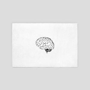 Brain 4' x 6' Rug
