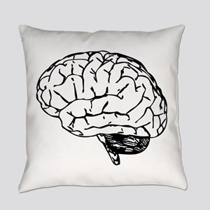 Brain Everyday Pillow