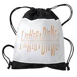 LightWave Drawstring Bag