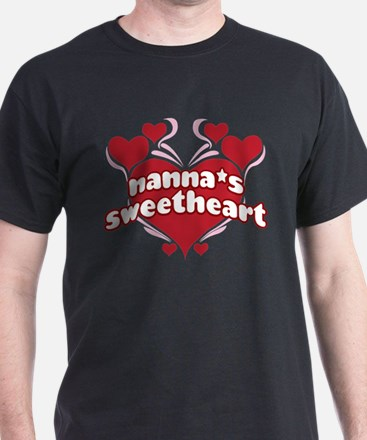 NANNA'S SWEETHEART T-Shirt