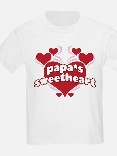PAPA'S SWEETHEART T-Shirt
