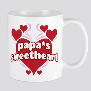 PAPA'S SWEETHEART Mug