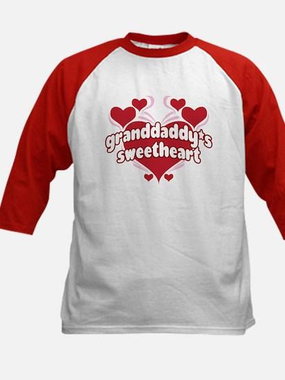 GRANDDADDY'S SWEETHEART Kids Baseball Jersey