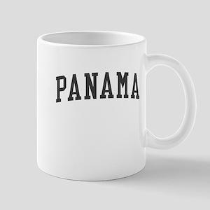 Panama Black Mug