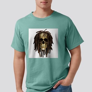 Dreadlock Skull T-Shirt