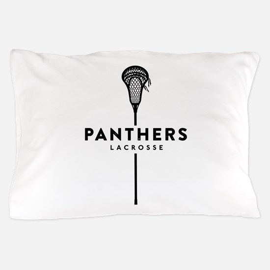 Panthers Lacrosse Pillow Case