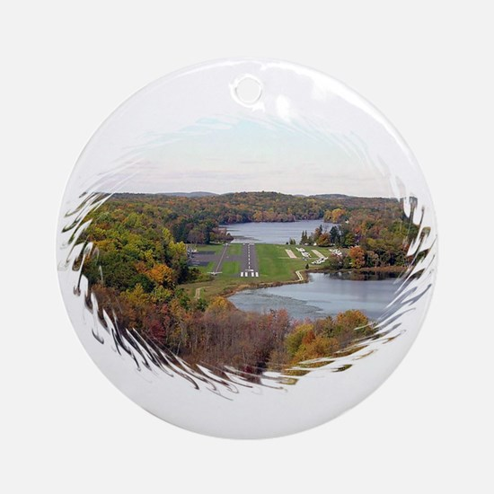 New Section Ornament (Round)