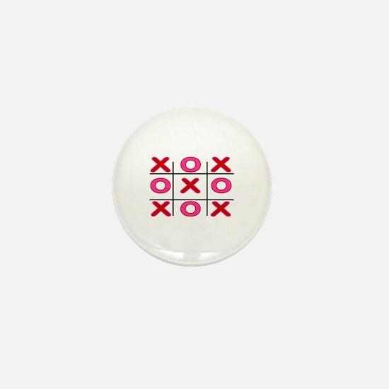 XOXO Mini Button